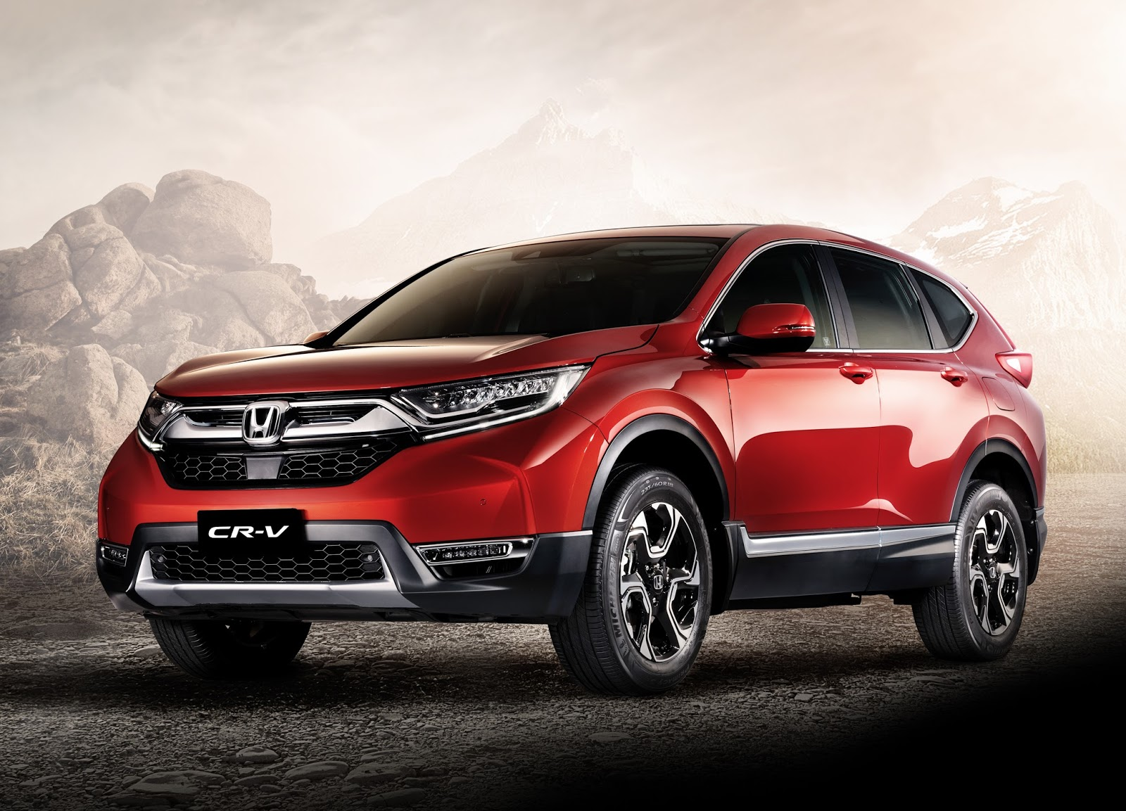 honda launches the all new 7 seater honda cr v 1 6l diesel turbo 9at awd beautiful life. Black Bedroom Furniture Sets. Home Design Ideas