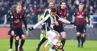 مشاهدة مباراة يوفنتوس وميلان بث مباشر بتاريخ 04 / مارس/ 2020 كأس إيطاليا