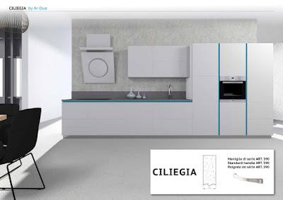 Cucine Arrex Amarena Ciliegia xxl 3