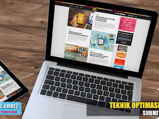 Teknik Optimasi SEO Submit URL