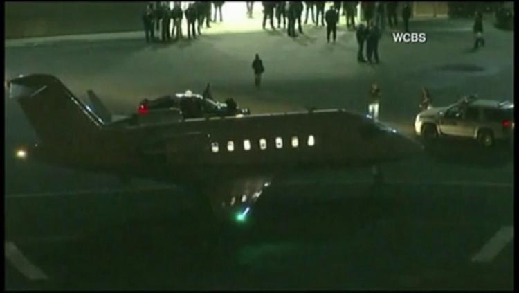 Aterriza 'El Chapo' en aeropuerto de Long Island