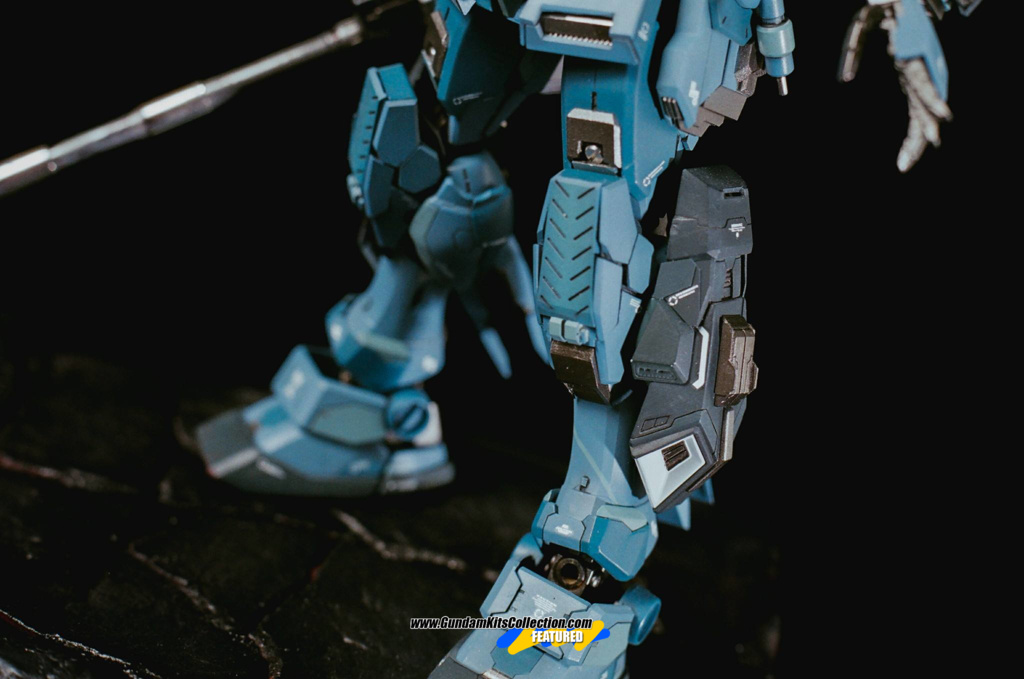 Custom Build: MG 1/100 Gundam Pale Rider [The Fourth