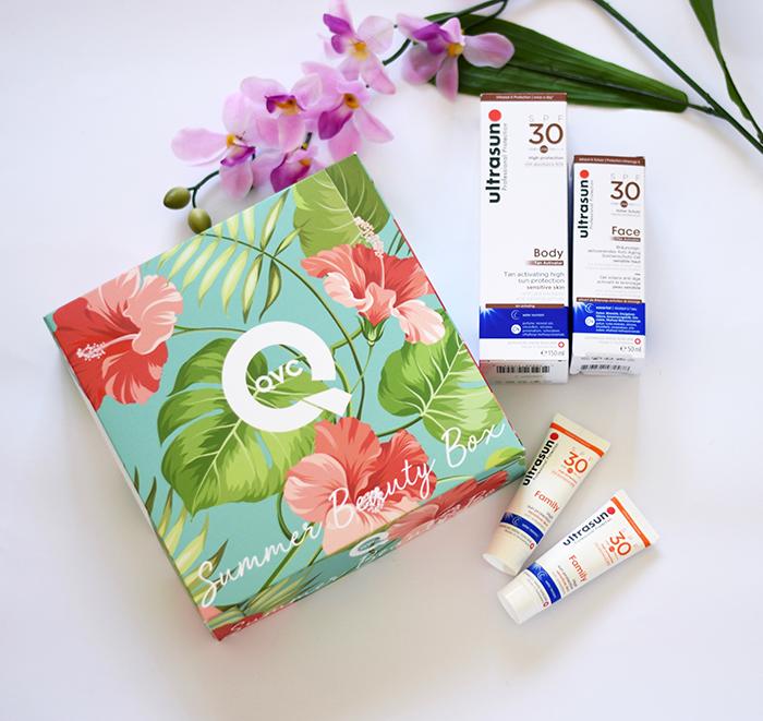summer beauty box qvc