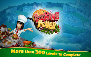 Cooking Fever MOD Cheat