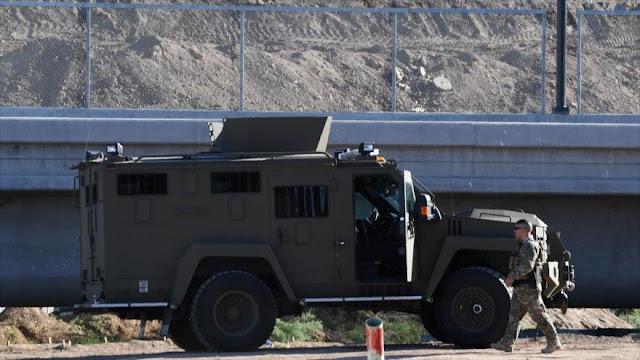 EEUU despliega tropas en la frontera ante caravana de migrantes