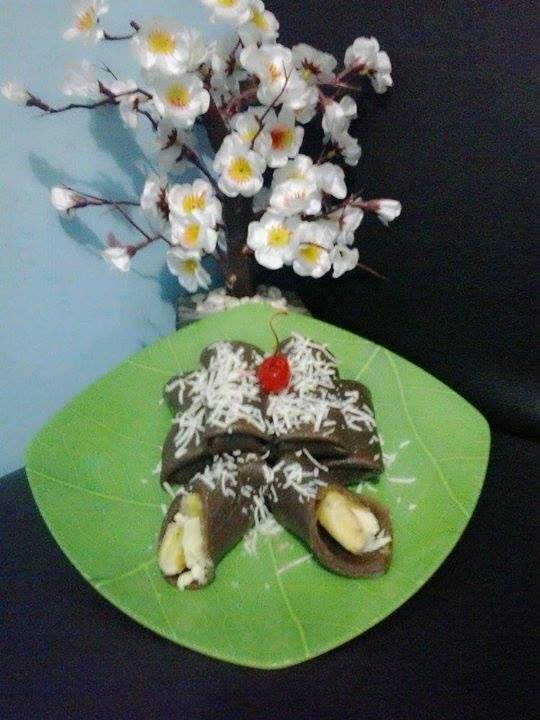May 31, 2021 · delicious cornbread upside down casserole in 17 minutes. Resep Dadar Coklat Isi Pisang keju Panggang Paling Enak