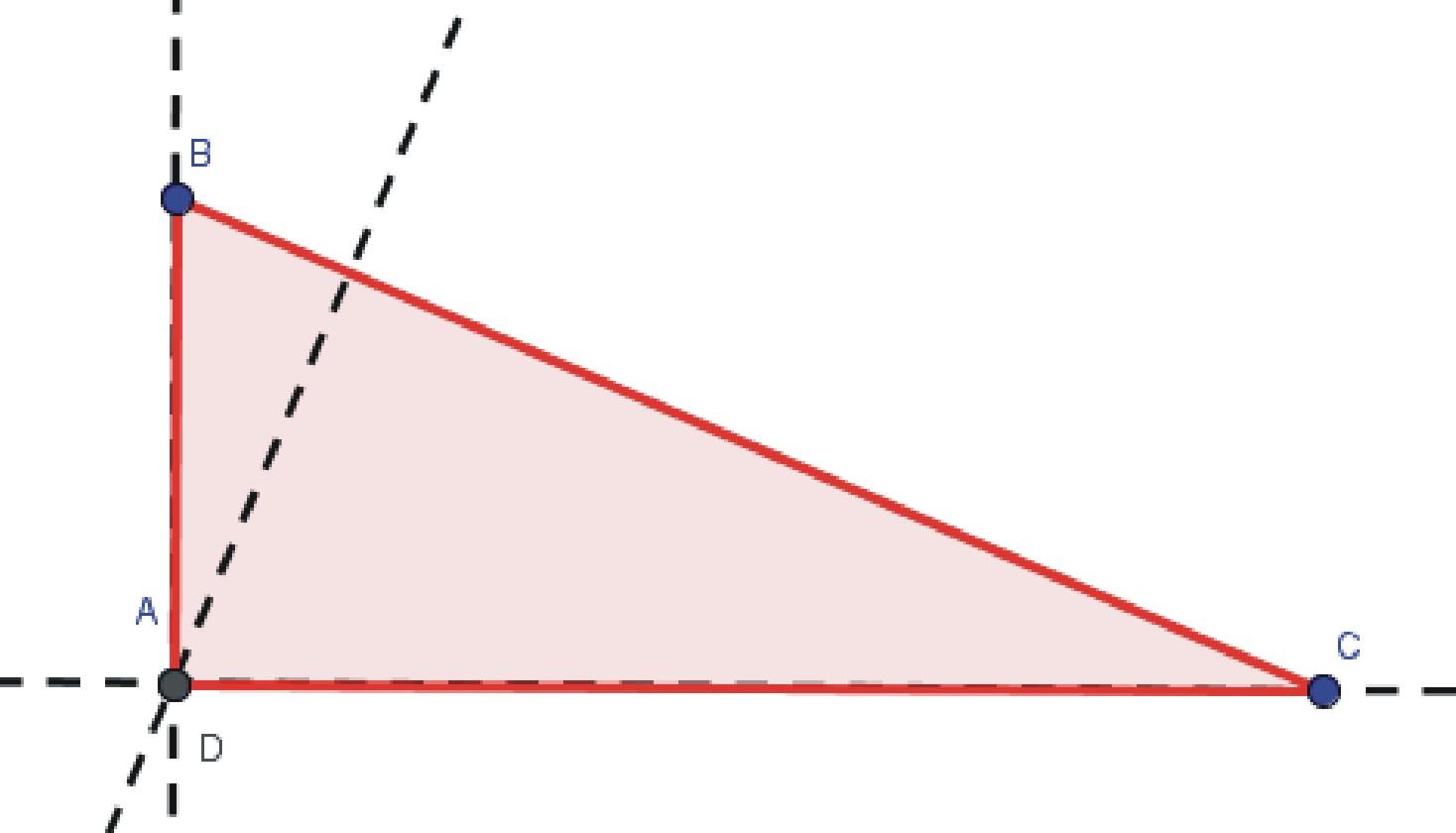 El Triángulo Y La Recta De Euler
