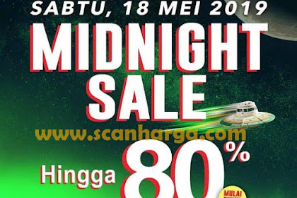 Promo Ramayana Midnight Sale 18 Mei 2019