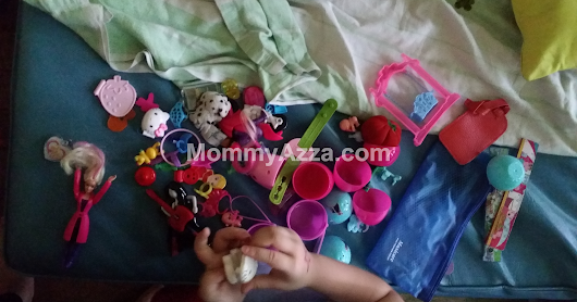 Organizing Tiny Toys in 4 Steps
