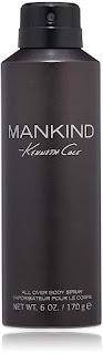 Kenneth Cole Mankind Body Spray Mens