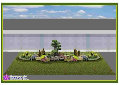 Tukang Taman Surabaya Desain Landscape