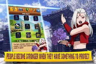 Download Ninja Emerging Force Apk