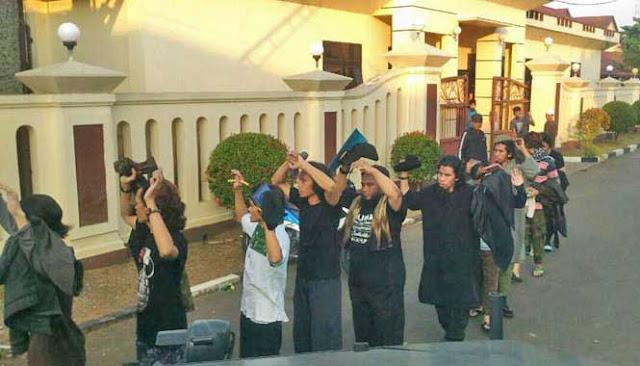 Rekaman Pengakuan Napi Teroris: Istri Besuk Ditelanjangi, Disuruh Loncat Jongkok