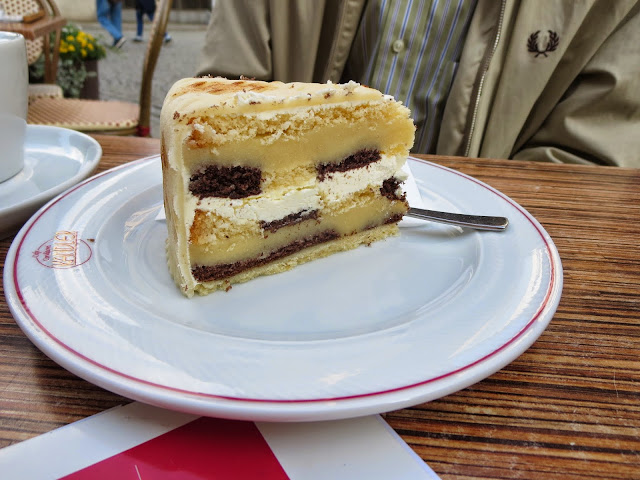 Things to do in Leipzig: eat marzipan cake