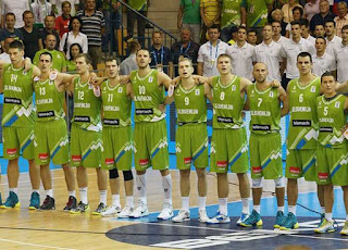 Spain v Slovenia - FIBA EuroBasket 2017: Slovenia stripped Spain of title and go to final of the European Cup of Nations