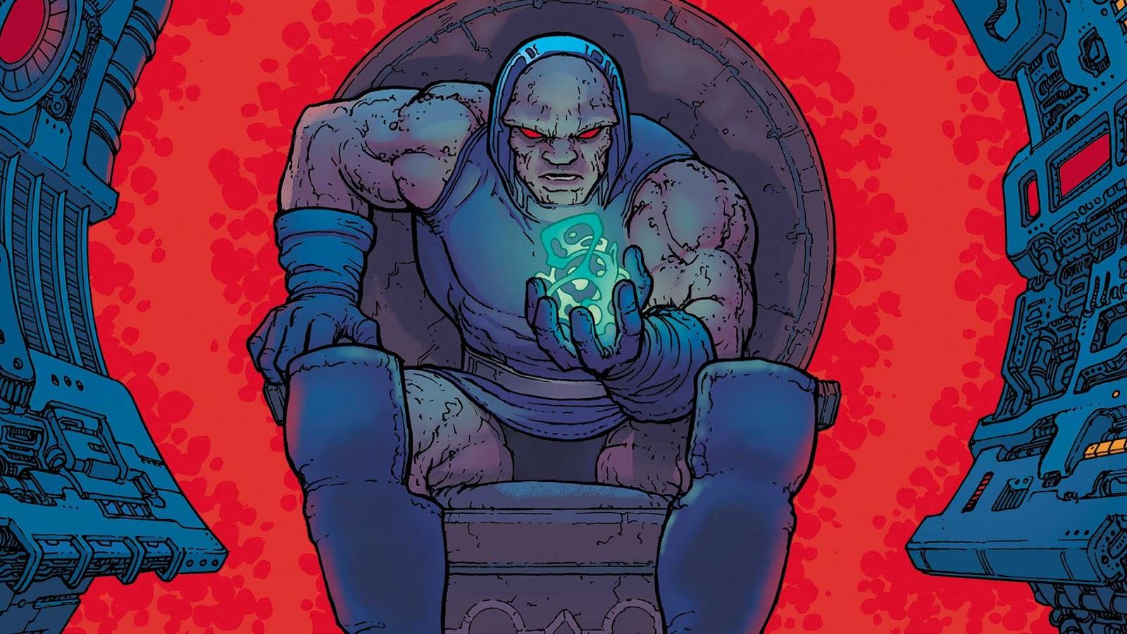 Weird Science Dc Comics Darkseid Oversize Special 1
