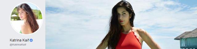 Katrina Kaif Facebook