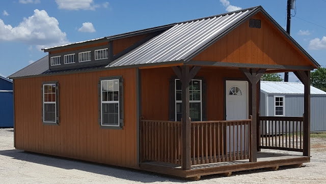 Wolfvalley Buildings Storage Shed Blog 14x32 Cabin Shell