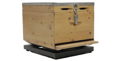 Η Μελισσοκομική ζυγαριά της save-bees και οι δυνατότητες της
