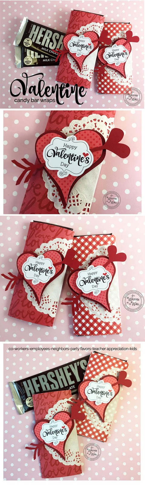 It\'s Written on the Wall: Happy Valentine\'s Day Chocolate Treat ...