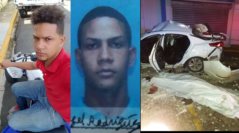 Un joven muerto y otro herido al chocar vehículo con una pared en Navarrete