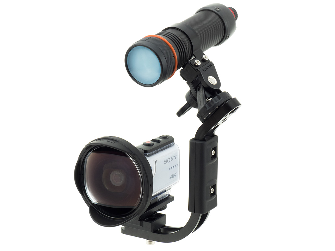 INON NEWS: Accessory for Sony FDR-X3000,HDR-AS300 / MPK-UWH1