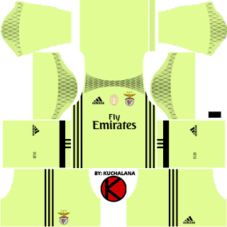 S.L. Benfica 2016/17 - Dream League Soccer Kits and FTS15