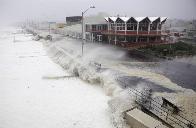 Hurricane Irene Destruction In Pictures Damn Cool Pictures
