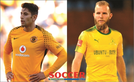 Leonardo Castro faces his former side when Chiefs host Sundowns at the FNB Stadium this weekend.