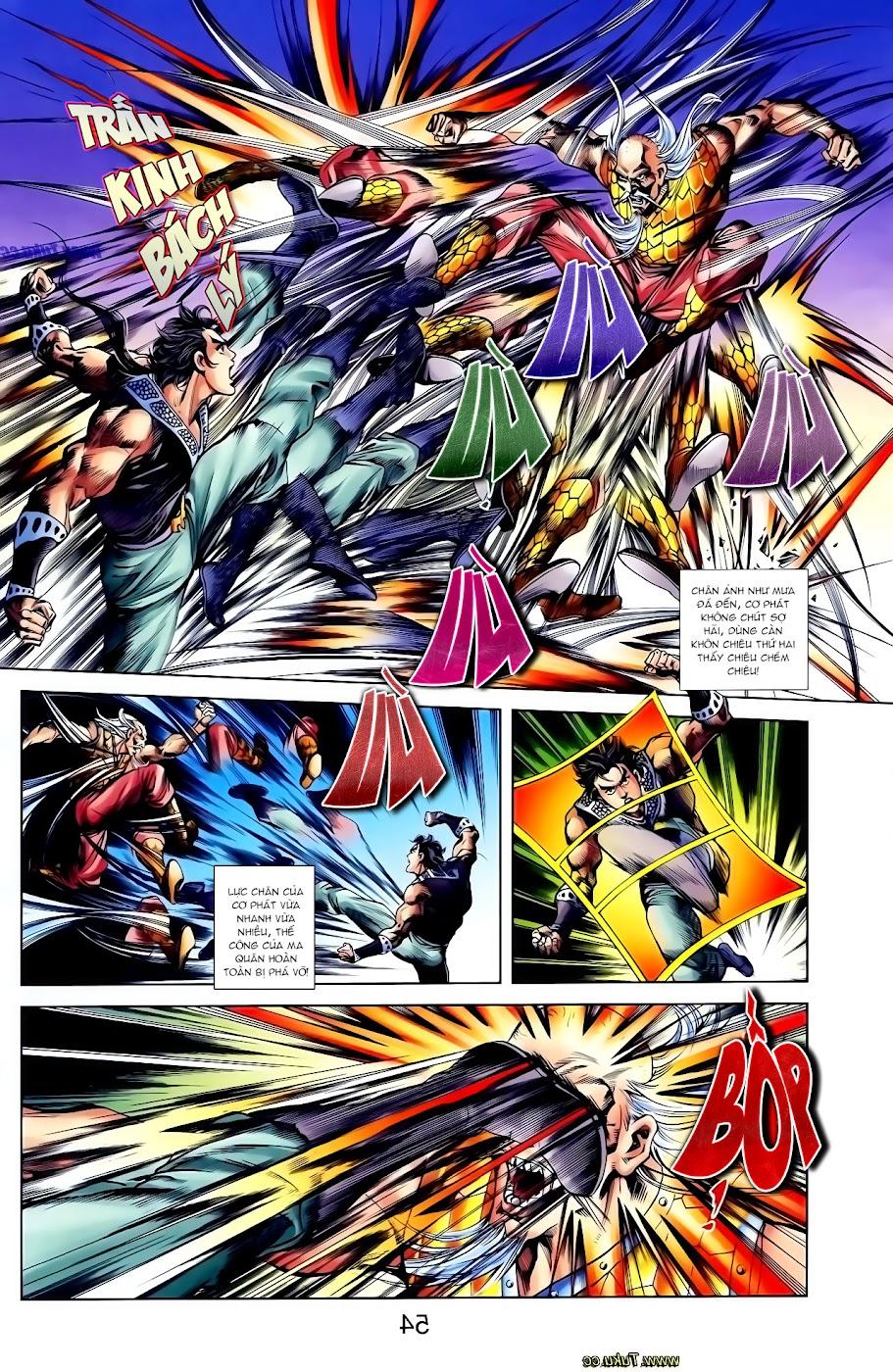 Cơ Phát Khai Chu Bản chapter 117 trang 13