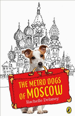Cover of The Metro Dogs of Moscow