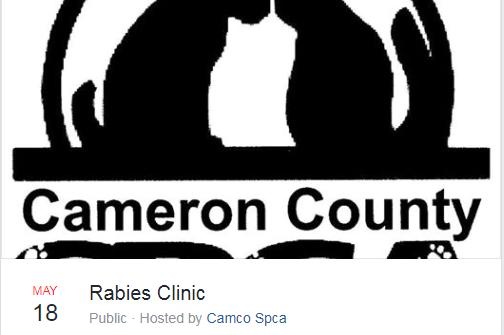 Cameron County PA News: CC Rabies Clinic