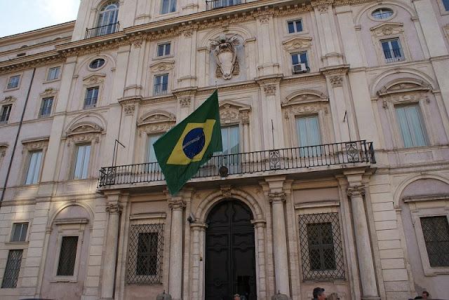 Consulado-Geral do Brasil em Roma