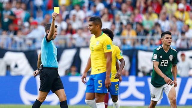 Brazil dính tổn thất vô cùng lớn ở tứ kết