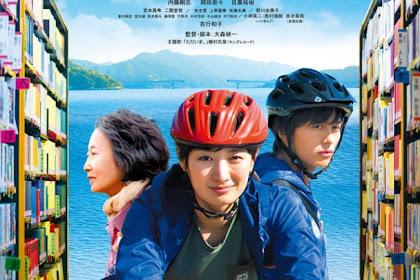 Sinopsis The Book Peddler / Umisuzume / 海すずめ (2016) - Japanese Movie