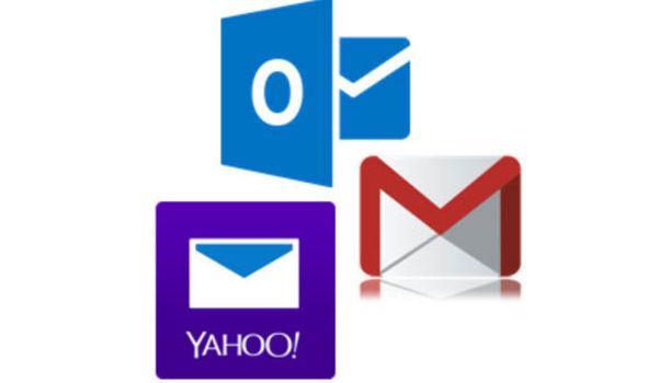 كيفية إضافة وربط بريدك إلكتروني الـ Yahoo او الـ Gmail إلى Outlook