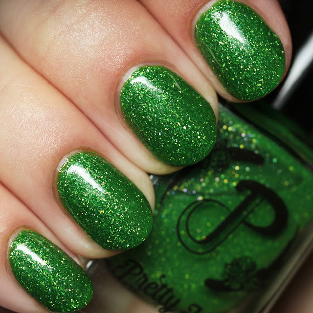 Pretty Jelly Nail Polish Victoria