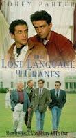 El lenguaje perdido de las grúas