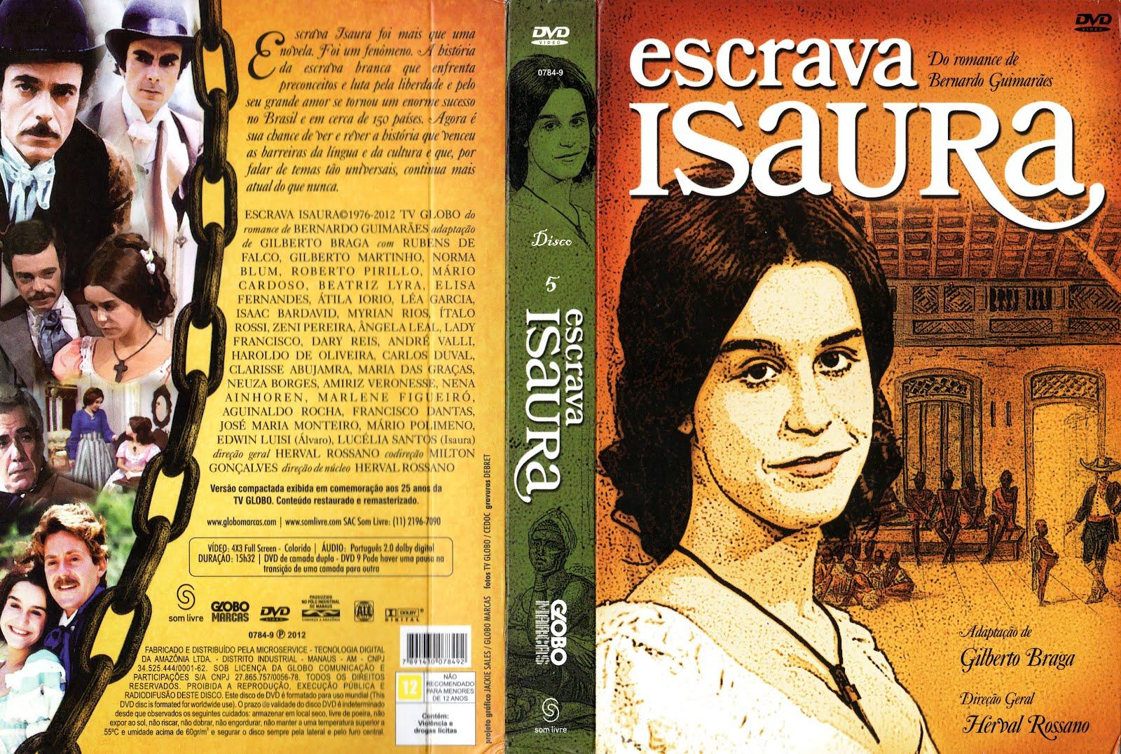 GRATIS GRÁTIS NOVELA DOWNLOAD ESCRAVA ISAURA 1976