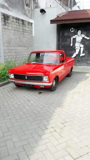 Dijual FIAT 125 pick up thn 71  Mesin sehat,,