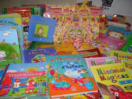 Troca de Livros Infantis no Facebook