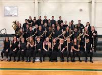symphony band at MICCA