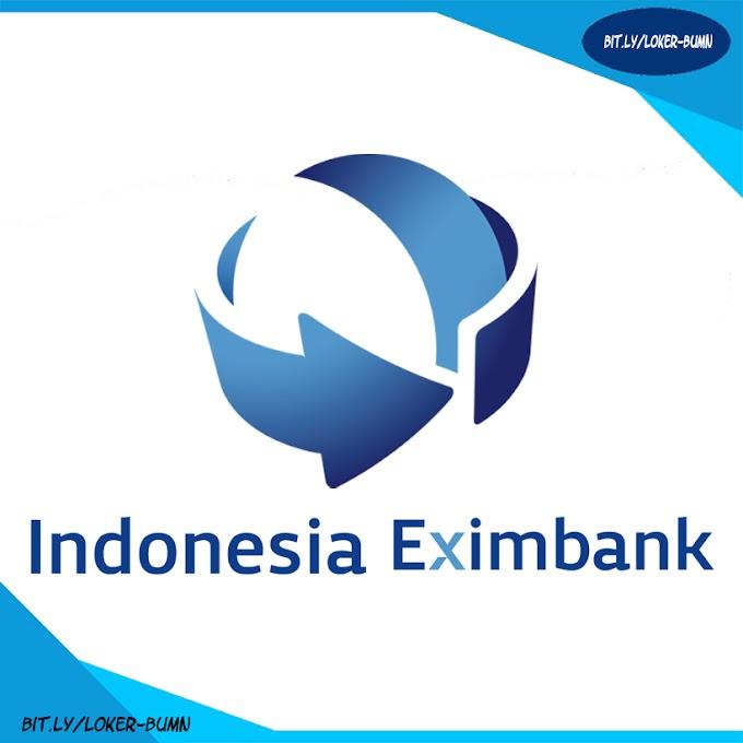 Rekrutmen Lowongan Kerja Lembaga Pembiayaan Ekspor Indonesia (LPEI) / Indonesia Eximbank
