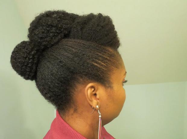 diy natural hair care