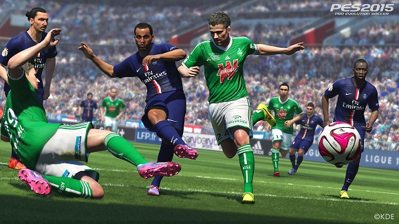 pes 2015 pc screenshot http://jembersantri.blogspot.com 5 Pro Evolution Soccer 2015 RELOADED