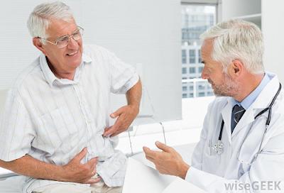 Beberapa Faktor Risiko Terkena Penyakit Turun Berok