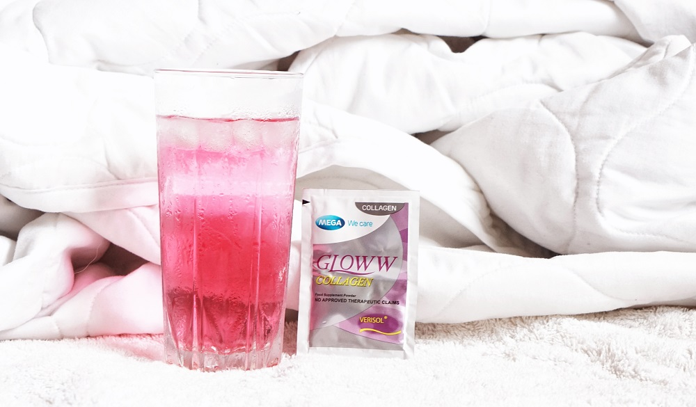 Gloww Collagen Powdered Drink: Cheers to a Youthful Glow Inside and Out