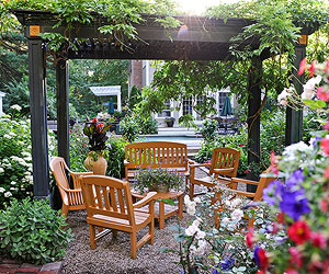 7 Modern Minimalist House Design Inspiration with Botanical Garden