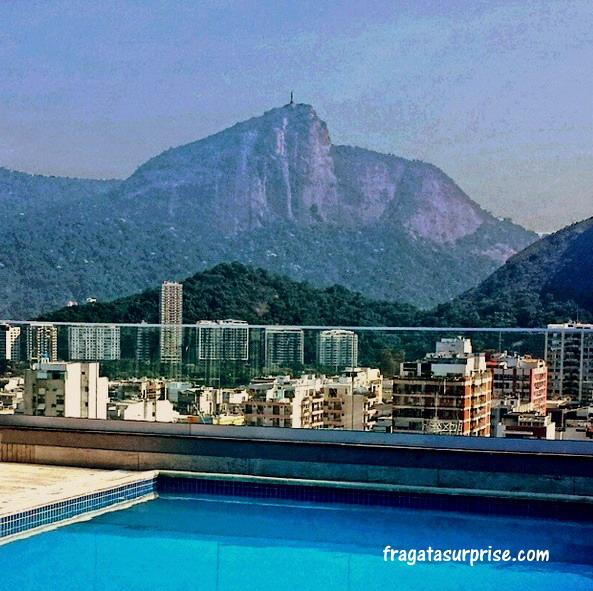 Piscina do Hotel Golden Tulip Ipanema Plaza, Rio de Janeiro