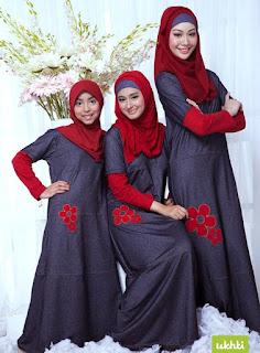Baju Muslim Couple Peluang Usaha Menjelang Ramadhan